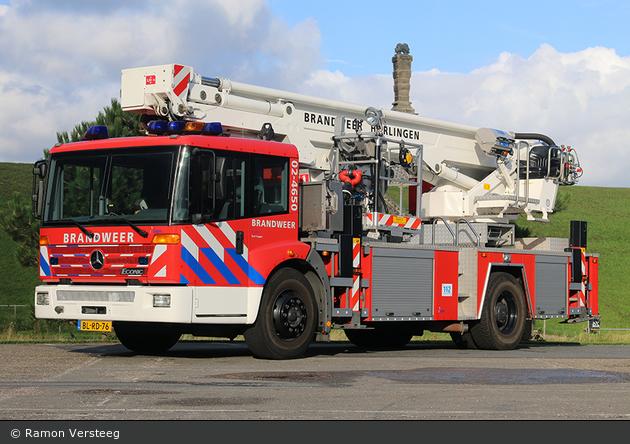 Harlingen - Brandweer - TMF - 02-4650