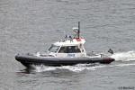 Göteborg - Polis - Haffstreifenboot