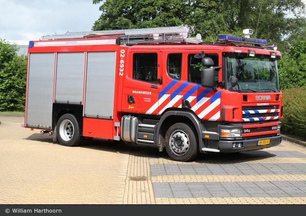 Opsterland - Brandweer - HLF - 02-6932