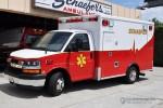 Los Angeles- Schaefers Ambulance - Ambulance