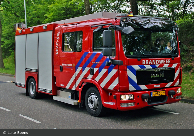 Ede - Brandweer - HLF - 07-2731
