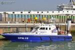 Oostende - Polizei - Boot