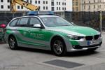 M-PM 8379 - BMW 3er Touring - FuStW