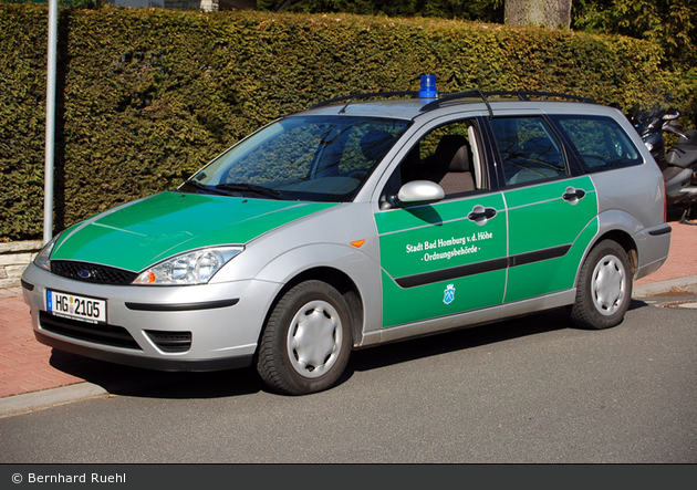 Ordnungsamt Bad Homburg