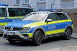 GS-P 3710 - Bad Harzburg - VW Tiguan 4Motion - FuStW