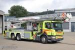 La Chaux-de-Fonds - SIS - HRF - Castor 4312 (a.D.)