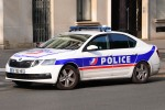 Paris - Police Nationale - FuStW