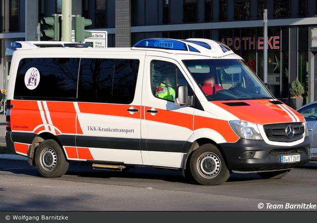 Krankentransport TKK - KTW (B-KT 2699)