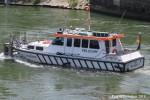 WSA Regensburg - Peilschiff 'Tangens'