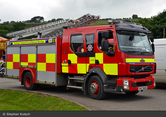 Carnlough -  Northern Ireland Fire and Rescue Service - WrL