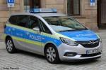 WI-HP 2426 - Opel Zafira - FuStW