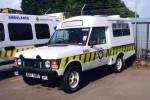 Swindon - St. John Ambulance - Ambulance (a.D.)