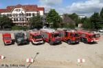 BwFw Kiel - Fahrzeugpark Sommer 2017