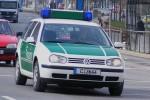 Chemnitz - VW Golf IV Variant - FuStW