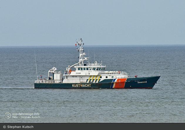 Hoek van Holland - Kustwacht - Zeearend