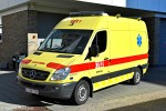 Herentals - Hulshoutse Ambulancedienst - RTW