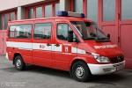 Linz - BF - Hauptfeuerwache - MTF