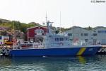 Skärhamn - Kustbevakningen - Streifenboot - KBV 303