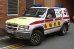 Dublin - HSE National Ambulance Service - First Responder