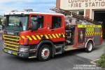 Dunedin - NZ Fire Service - HLF - St Kilda 221