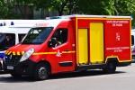 Paris - BSPP - RTW - VSAV 428