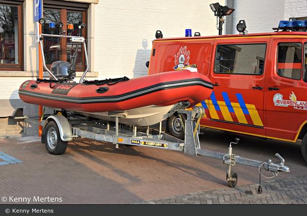 Nijlen - Brandweer - RTB