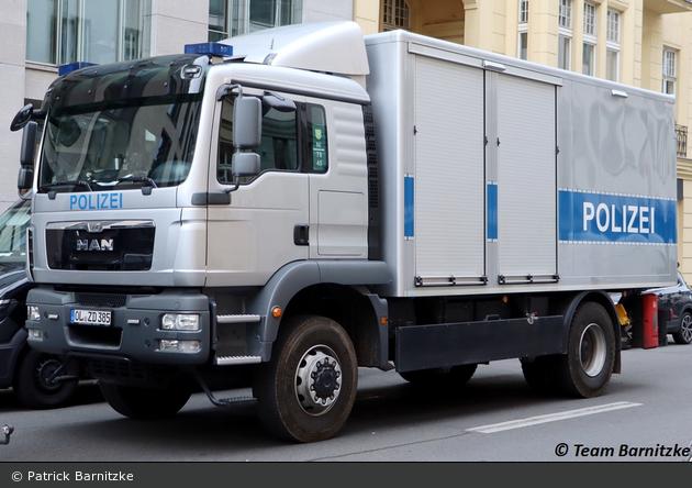 OL-ZD 385 – MAN TGM 18.340 4x4 – GKW