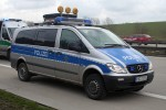 Dresden - MB Vito - Kontrollfahrzeug Autobahn