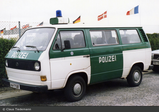 HH-7587 - VW T3 - HGrKw (a.D.)