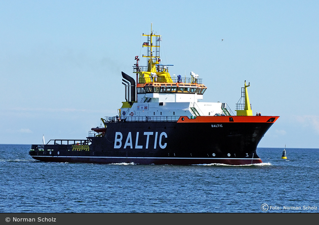 MV - Notfallschlepper - Baltic