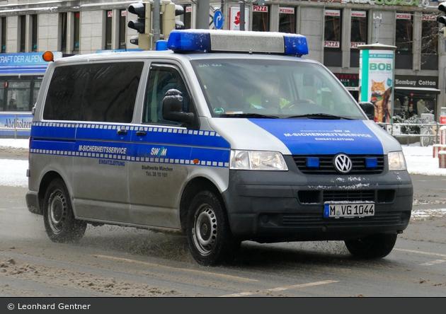 München - Stadtwerke München - Einsatzleitung