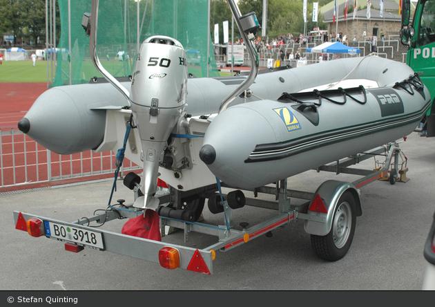 BO-3918 - Zodiac - Mehrzweckboot