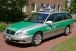 DEL-3416 - Opel Omega B2 Caravan - leFuStW (a.D.)