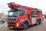 den Haag - Brandweer - TMF - 15-7850