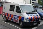 Wellington - Police - GefKW