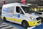Pointe-à-Pitre - Chrono Ambulance - KTW