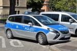 EF-LP 2621 - Opel Zafira Tourer - FuStW