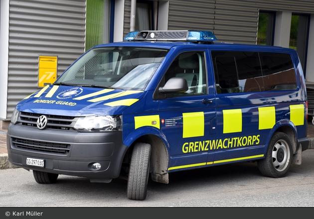 St. Gallen - Grenzwache - Patrouillenwagen
