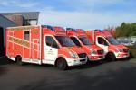 NW - FF Kempen - Rettungsdienst