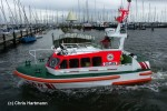 Seenotrettungsboot FRANZ STAPELFELDT