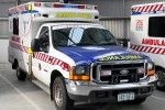 Cairns - Queensland Ambulance Service - RTW