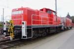 Seelze - Deutsche Bahn AG - Rettungszug