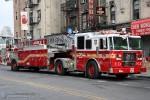 FDNY - Manhattan - Ladder 20 - DL