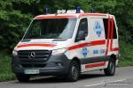 Homburg - Krankentransporte Gebrüder Wagner GmbH - KTW - 52/73