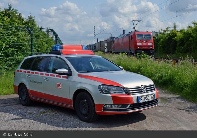 Darmstadt - Deutsche Bahn AG - Unfallhilfsfahrzeug