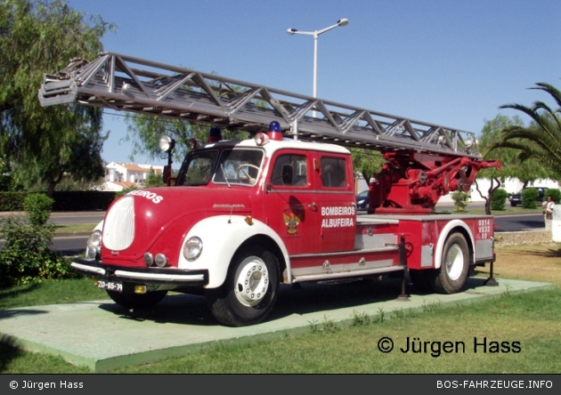 Albufeira - Bombeiros Voluntários - DL - VE32 - 00 (a.D.)