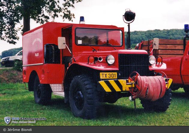 Biwer - Service d'Incendie et de Sauvetage - SW 600 (a.D.)