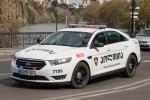 Tbilisi - Patrol Police Department - FuStW - 7700