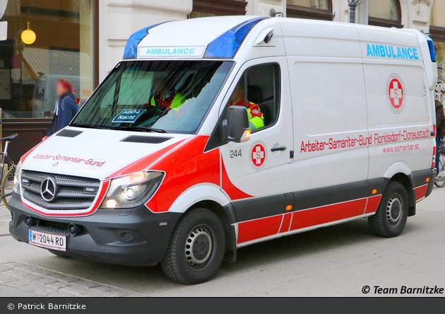 Wien - ASBÖ - RTW - 244