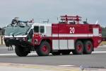 US - Spangdahlem - U.S. Air Force Fire Dept. - FLF - Crash 20
